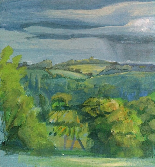 Small Gascony sketch